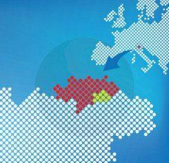 Europe, Italy, the Dolomites, Alta Badia