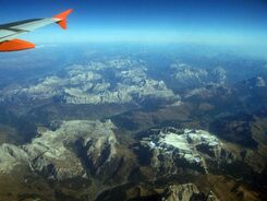 Dolomiti dal fligher