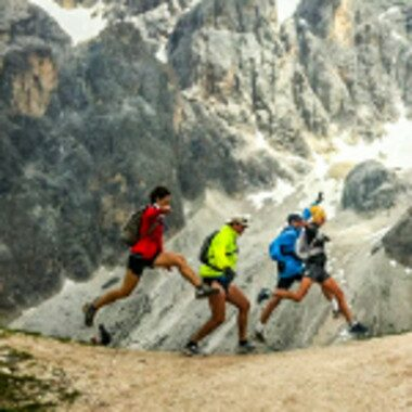 Trail running Best of Alta Via 1 & 2